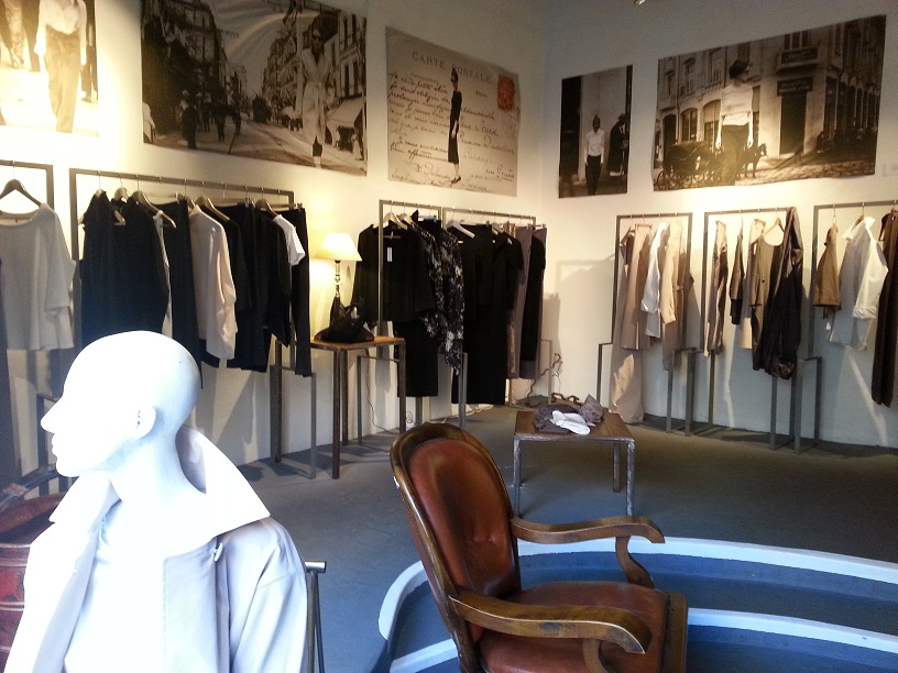 Clothing Store in Rome 19