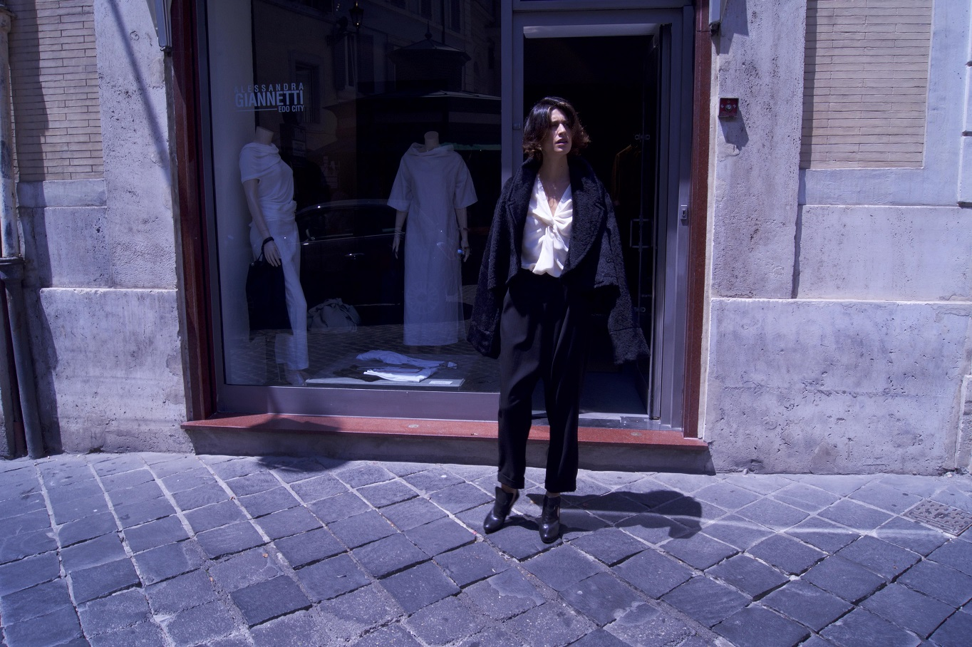 Clothing Store in Rome 2