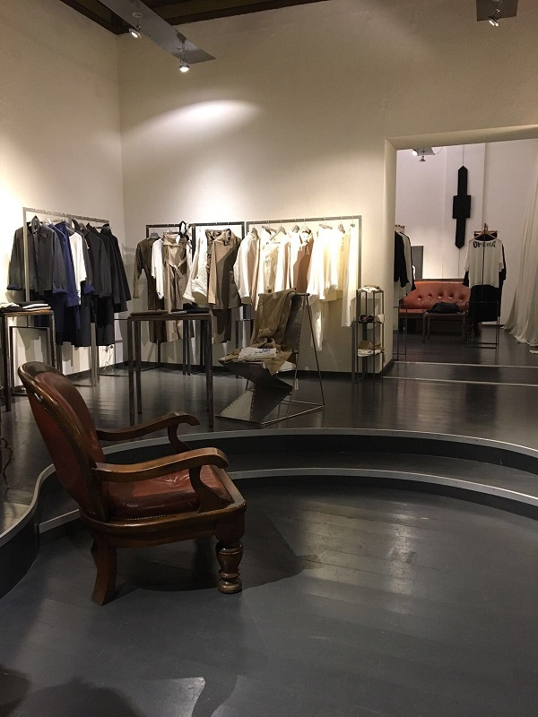 Clothing Store in Rome 20