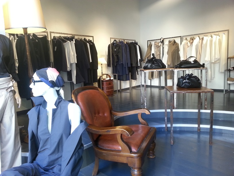 Clothing Store in Rome 23
