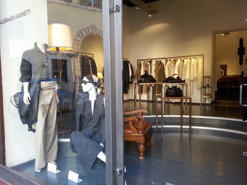 Clothing Store in Rome 24