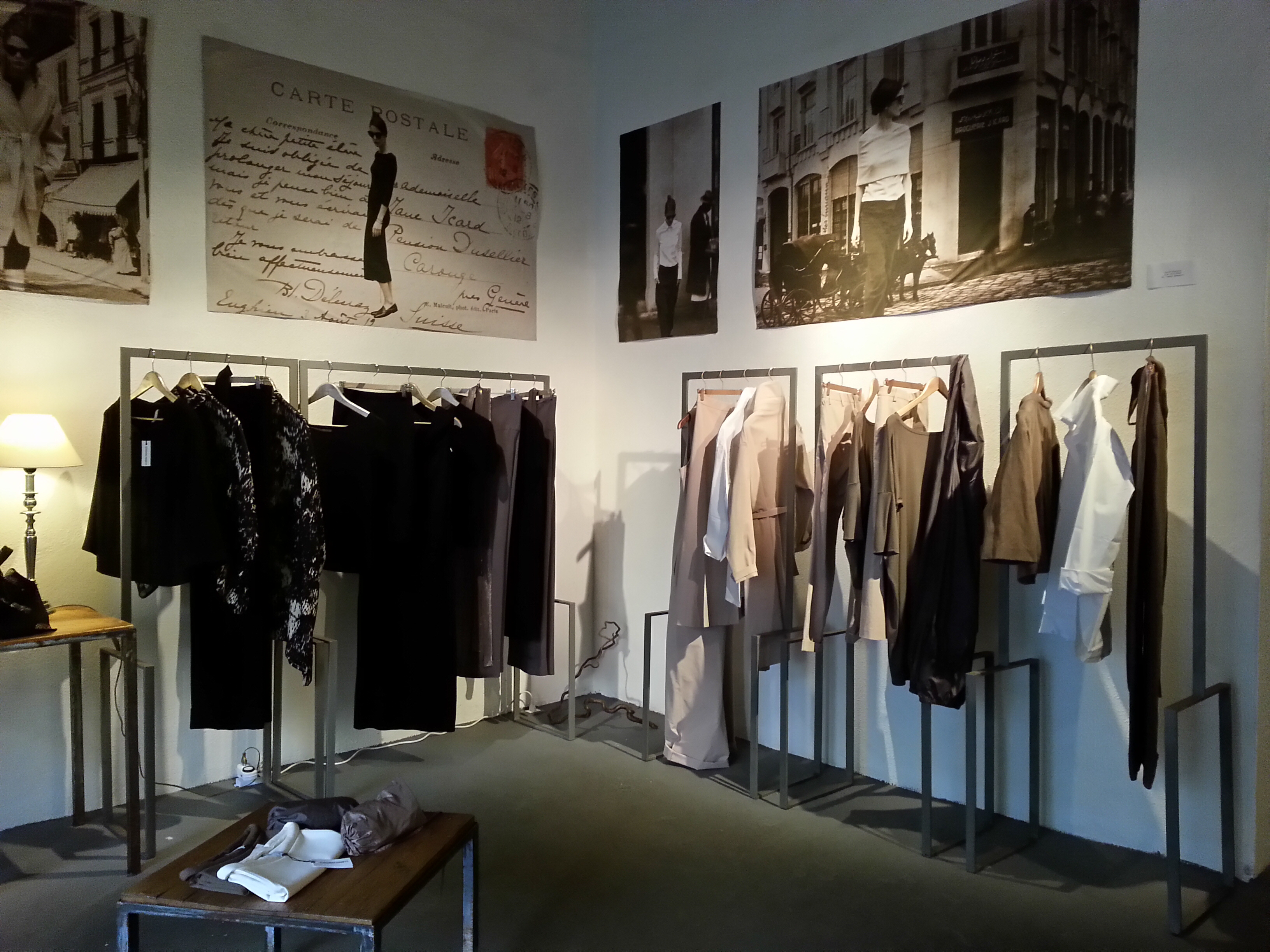 fashion in rome store